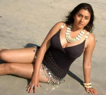 Namitha Hot Bikini Pics