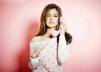 Ileana D'Cruz in sweet pink sweater